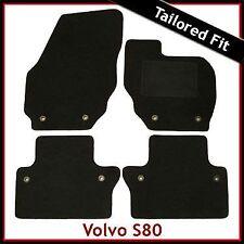 VOLVO S80 Manual A Medida Alfombra De Coche Alfombra equipada (2006 2007 2008 2009, 2010, 2011)