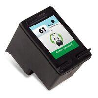 Black HP 61 Ink Cartridge CH561WN Deskjet 1055 Deskjet 3000 Deskjet 3050 Printer