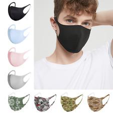 Masque de Protection en Tissu Lavable et Réutilisable - 8 MODÈLES