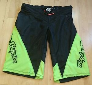 Troy Lee Designs Men's Cycle Shorts Size 34 NWT's