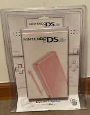 BRAND NEW Nintendo DS Lite Coral Pink Console FACTORY SEALED BEST BUY PACKAGE