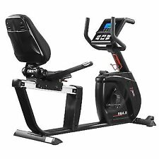 Dkn RB-4i Recumbent Exercise Bike-Black