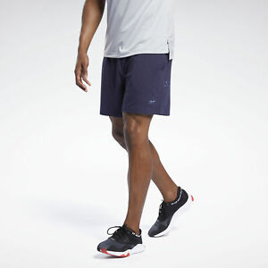 Reebok Men's Les Mills® DreamBlend Cotton Shorts