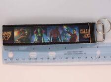 Guardians of the Galaxy Ribbon Webbing Keychain Wristlet Key Fob 6 inch