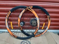 "26"" wheels with 7speed shimano freewheel Cog✓ reflector✓ disc"