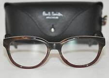 Paul Smith Women Eyeglasses Tovey PM 8165 1226 Horn/Burgundy 51mm W/Case