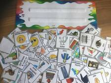 PECS Bundle, Cards & Boards, Communication, Autism, Teaching, ASD, Routines