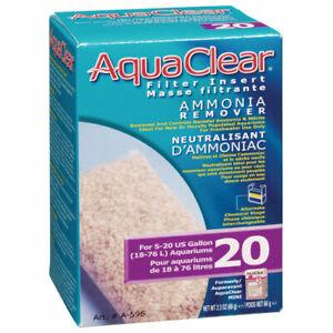 RA Ammonia Remover Filter Insert for AquaClear 20/Mini - 1 pk