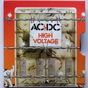 AC/DC 2020  20 CENTS HIGH VOLTAGE UNC COIN (Sc45/K5