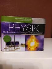 Lernbox Physik