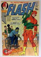 Flash #201 DC 1970 VF+ Bronze Age Comic Book 1st Print