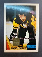 2001 Topps O Pee Chee Commemorative Series #15 Mario Lemieux Pittsburgh Penguins
