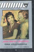 Pane, Amore e Fantasia (1953) VHS Creazioni 1a Ed.  Gina  Lollobrigida Comencini