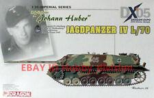 JAGDPANZER IV L/70 Johann Huber 1/35 Dragon Model Kit 9061 DX05 Dragon Expo 2005