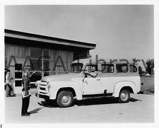 1955 International Harvester S110 Travelall Truck, Factory Photo (Ref.# 48836)