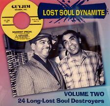 LOST SOUL DYNAMITE - Volume #2 - 24 VA Tracks