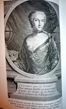 Emilie Du Chatelet, 18th C French Enlightenment Science and Philosophy, Voltaire