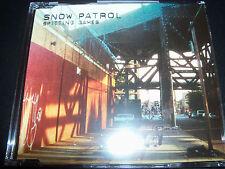 Snow Patrol Spitting Games Rare Australian Enhanced CD Single
