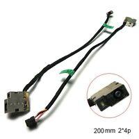 DC IN Power Jack Cable For HP ENVY 17-j 17-J137CL 17-J153CL 719317-SD9 YD9 FD9