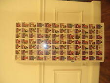 1988-89 Topps Hockey Stickers Uncut Sheet 6+ Sets