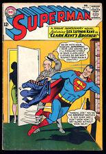 SUPERMAN 175 1965 Imaginary Story Lex Luthor Curt Swan Edmond Hamilton SilverAge