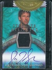 Stargate Atlantis 3&4 Case Incentive Auto Flanigan 205