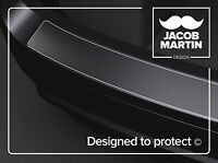 Transparent Ladekantenschutz Lasche auf die Stoßstange Superb II Schrägheck