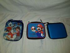 3 Pochettes de Protection Nintendo 2ds