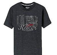 Polaris Youth Boys La Paz Trail Racer Tee Short Sleeve Crew Neck Cotton T-Shirt