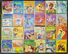 LITTLE GOLDEN BOOK 24 LOT CHILDRENS BOOKS SOME VINTAGE SALVAGE CONDITION CRAFTS