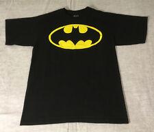 DC Comics Batman Symbol Logo Boys Youth Kids Shirt T-Shirt Size XXL 18