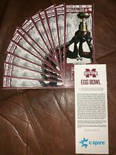 2019 Ole Miss vs. Mississippi State Bulldogs Egg Bowl Collectible Ticket Stub