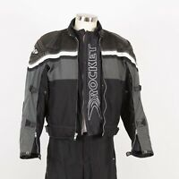 Mens JOE ROCKET Motorcycle Jacket Size M Medium