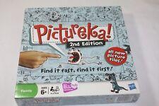 2009 Pictureka! 2nd Edition Hasbro NIB Game Factory Sealed