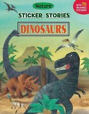 Dinosaurs (Sticker Stories), , New Book