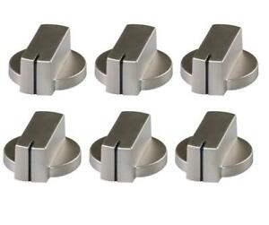 THETFORD SPARE 6 PACK HOB CONTROL KNOB FOR COCCINA & ASPIRE COOKERS SSPA0901.MNK