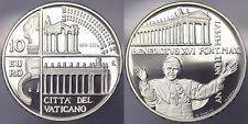 10 Euro 2006 Gian Lorenzo Bernini Benedetto Benedictus XVI Vaticano Vatikan +100