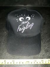 ☆NEW Kleiner Feigling Hat Black Stitched Fitted Baseball Cap