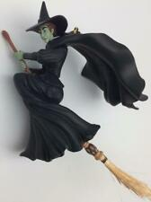 2009 Wicked Witch of the West Hallmark Ornament Wizard of Oz