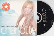 CD CARDSLEEVE CHARLOTTE TAKE ME TO YOUR HEAVEN 2T EUROVISION 1999 TBE