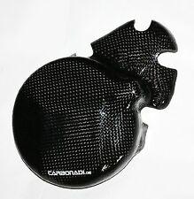 KAWASAKI ZZR600 CARBON LIMADECKEL MOTORDECKEL ENGINE COVER CARBONE CARBONO