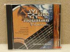 *CD Blue Mountain Christmas w/Michael V. Clark                               B2