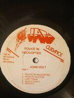John Holt – Police In Helicopter - Vinyl LP