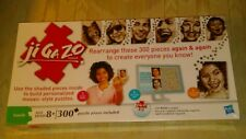 JiGaZo Personalized Mosaic-Style Puzzle 300 Piece w/ CD-ROM~~New & Sealed
