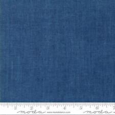 3 Yards Denim Chambray Indigo Moda Fabric Quilt 100% Cotton 12051 14