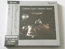 ESOTERIC Miyuji Kaneko Chopin Liszt Debussy Bach Piano Pieces 2 SACD Hybrid