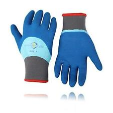 2 Pairs Winter Work Gloves Waterproof Freezer Fleece Lined Mediumpack Of 4
