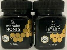 2 X Manuka Honig MGO 300 250g (0.25 Kg)