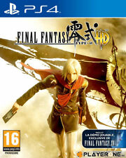 Jeu PS4 FINAL FANTASY TYPE 0 HD
