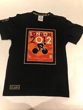 Adidas London 2012 Olympic Games Cycling XS Tshirt